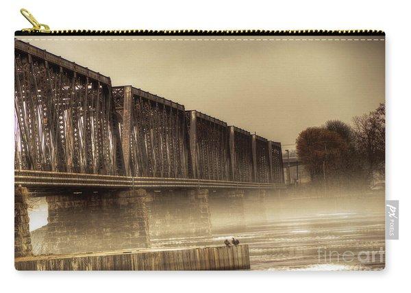 International Bridge Carry-all Pouch