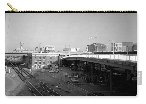Interstate 5 From I Street Carry-all Pouch