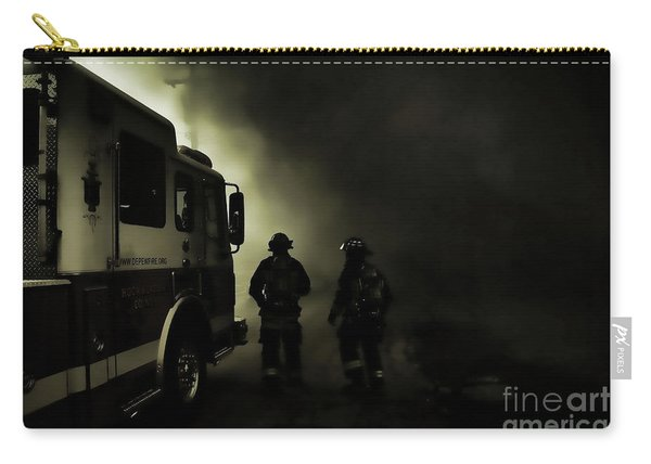 Into The Fight Carry-all Pouch