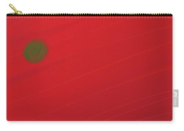 Inverse Sunset Carry-all Pouch