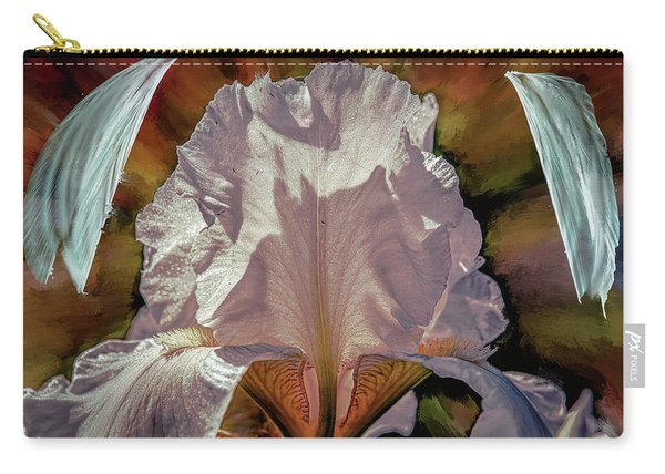 Iris And Angel #i8 Carry-all Pouch