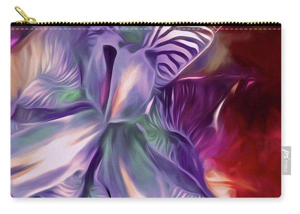 Iris Splendor 12 Carry-all Pouch