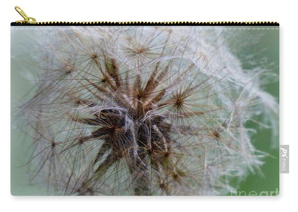 Irish Daisy Carry-all Pouch