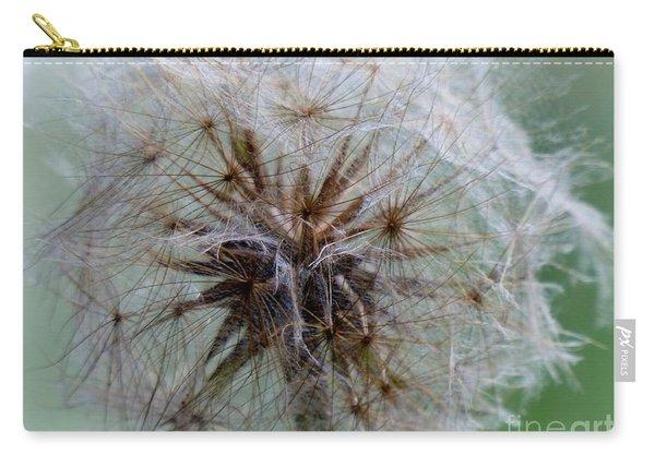 Irish Daisy Carry-all Pouch