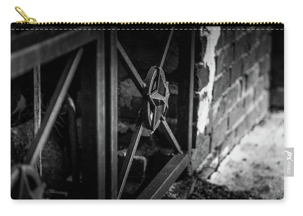 Iron Gate In Bw Carry-all Pouch