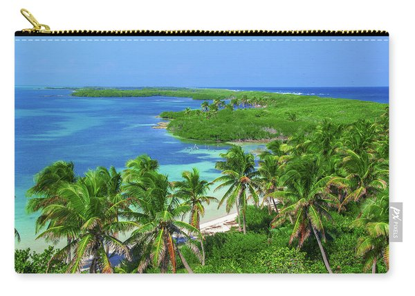 Isla Contoy Carry-all Pouch