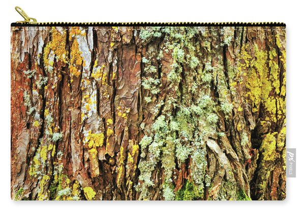 Island Moss Carry-all Pouch