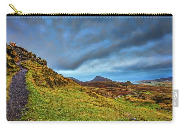 Isle Of Skye Landscape #i1 Carry-all Pouch