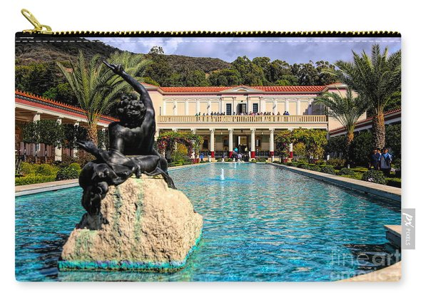 J Paul Getty Villa Pacific Palisades California Carry-all Pouch