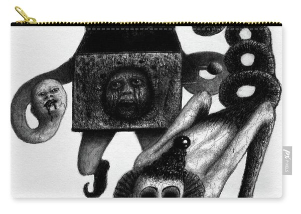 Jack In The Box - Artwork Carry-all Pouch