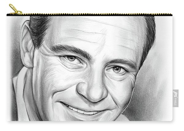 Jack Lemmon Carry-all Pouch