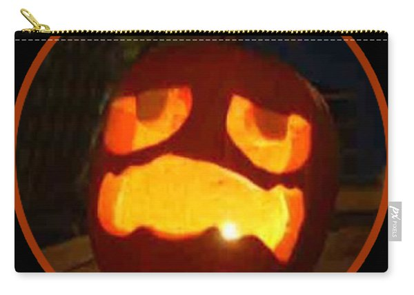Jack O Lantern 2018 Carry-all Pouch