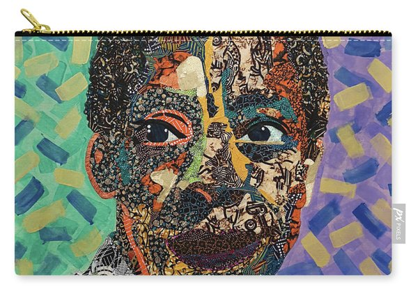 James Baldwin The Fire Next Time Carry-all Pouch