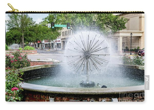 James Brown Blvd Fountain - Augusta Ga Carry-all Pouch