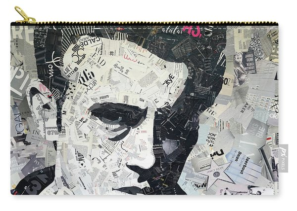 James Dean Forever Young Carry-all Pouch
