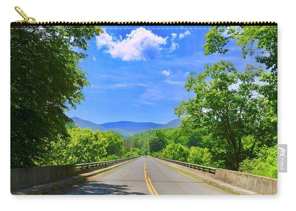 James River Bridge, Blue Ridge Parkway, Va. Carry-all Pouch