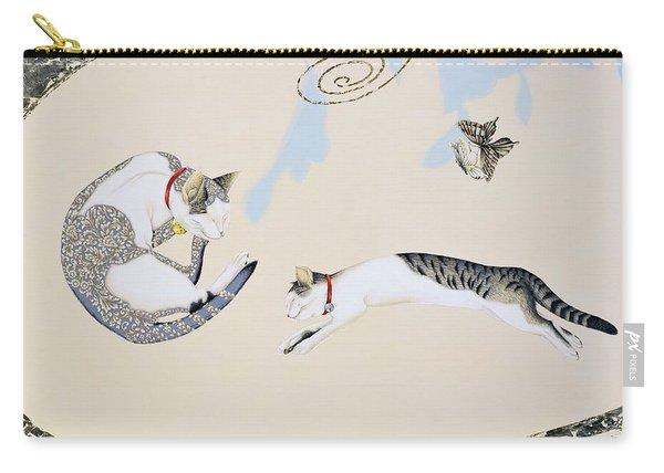 Japanese Modern Interior Art #107 Carry-all Pouch
