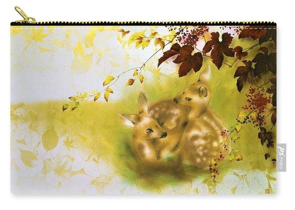 Japanese Modern Interior Art #108 Carry-all Pouch
