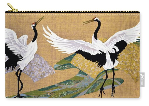 Japanese Modern Interior Art #112 Carry-all Pouch