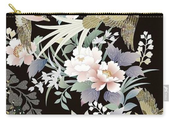 Japanese Modern Interior Art #147 Carry-all Pouch