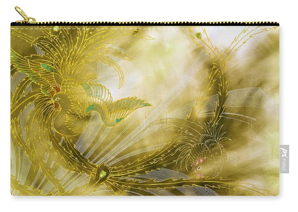 Japanese Modern Interior Art #151 Carry-all Pouch