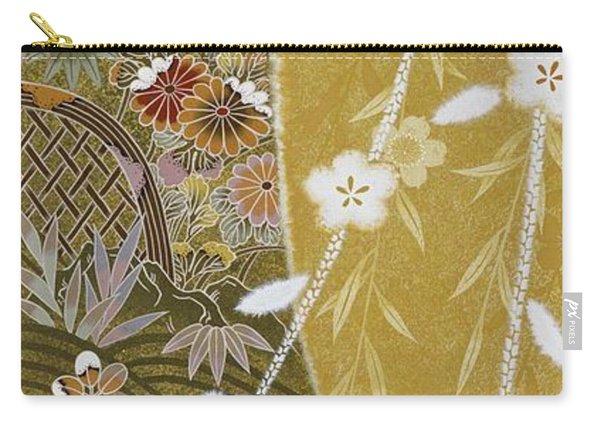 Japanese Modern Interior Art #163 Carry-all Pouch