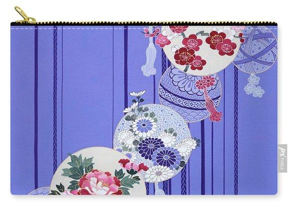 Japanese Modern Interior Art #79 Carry-all Pouch