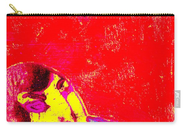 Japanese Pop Art Print 6 Carry-all Pouch