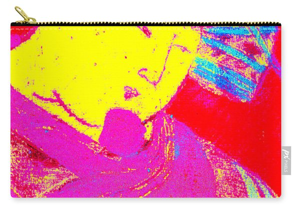 Japanese Pop Art Print 9 Carry-all Pouch