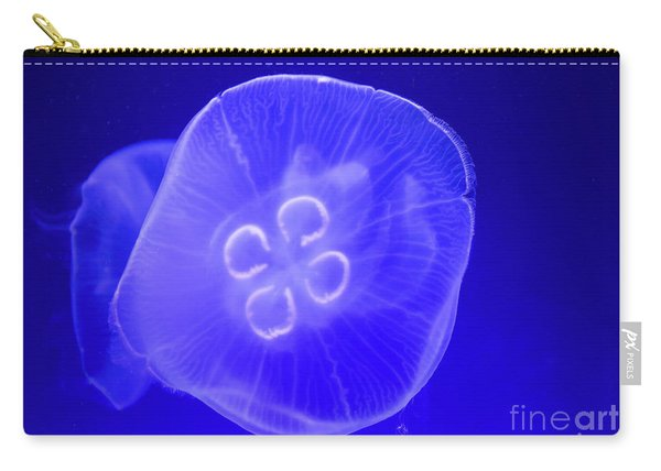 Moon Jellyfish Carry-all Pouch