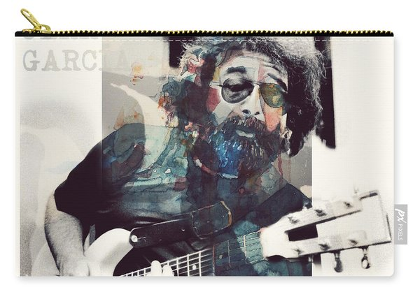 Jerry Garcia - Retro  Carry-all Pouch