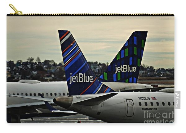Jetblue Crossing   Carry-all Pouch