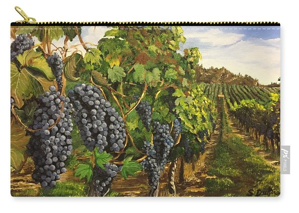 Jewels Of The Okanagan Carry-all Pouch