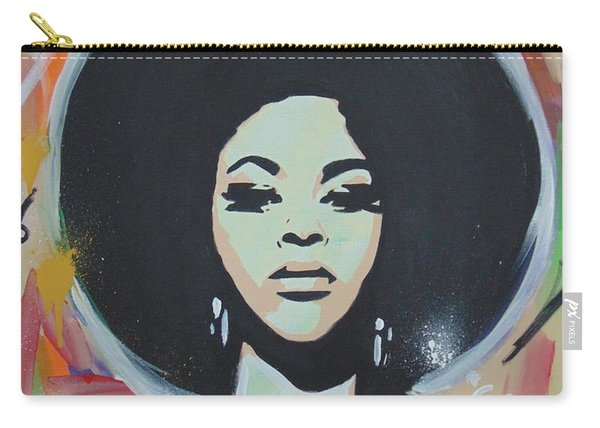Jill So Beautiful Carry-all Pouch
