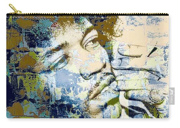 Jimi Soul Carry-all Pouch