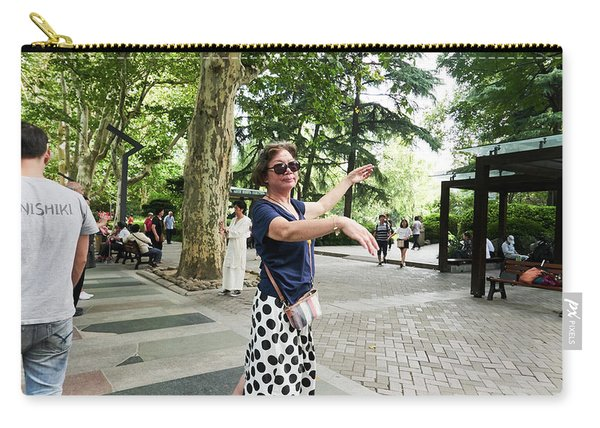 Jing An Park Carry-all Pouch