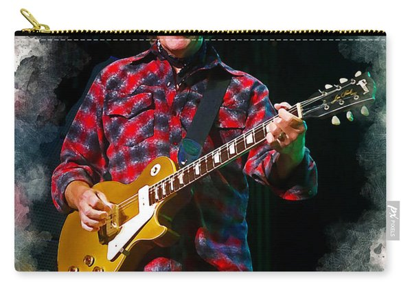 John Fogerty Carry-all Pouch