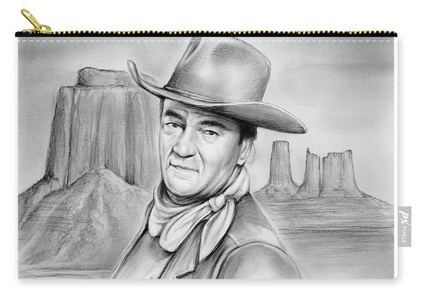 John Wayne 07oct18 Carry-all Pouch