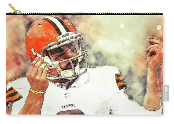 Johnny Manziel Carry-all Pouch