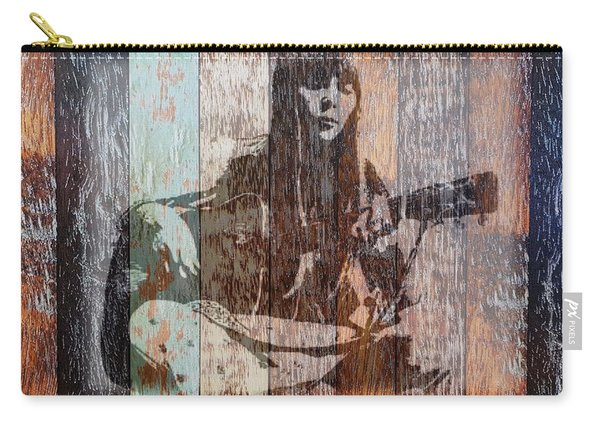 Joni Mitchell Carry-all Pouch