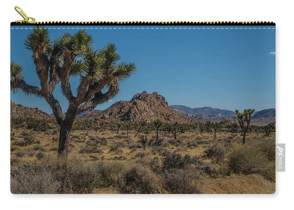 Joshua Tree Forest Carry-all Pouch