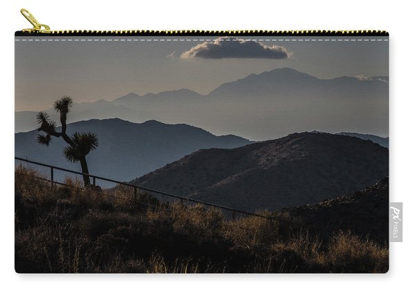 Joshua Tree Silhouette  Carry-all Pouch