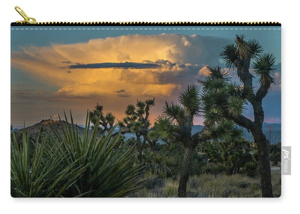 Joshua Tree Thunder Carry-all Pouch