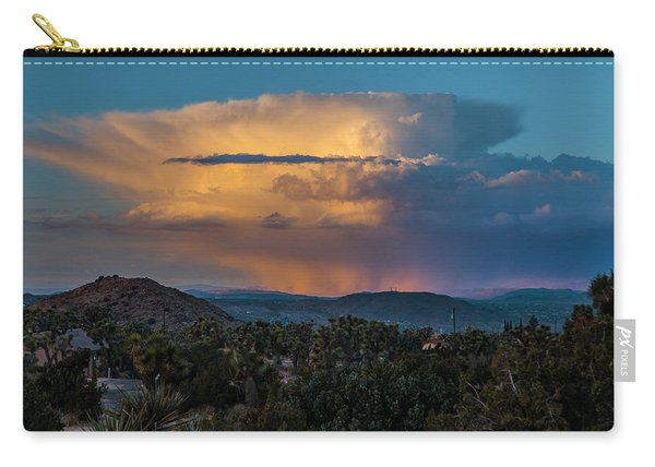 Joshua Tree Thunderhead Carry-all Pouch