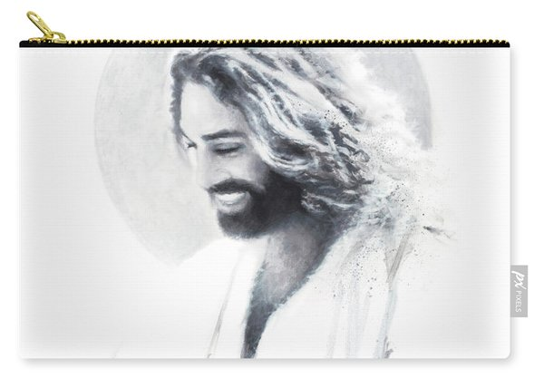 Joy Of The Lord Vignette Carry-all Pouch