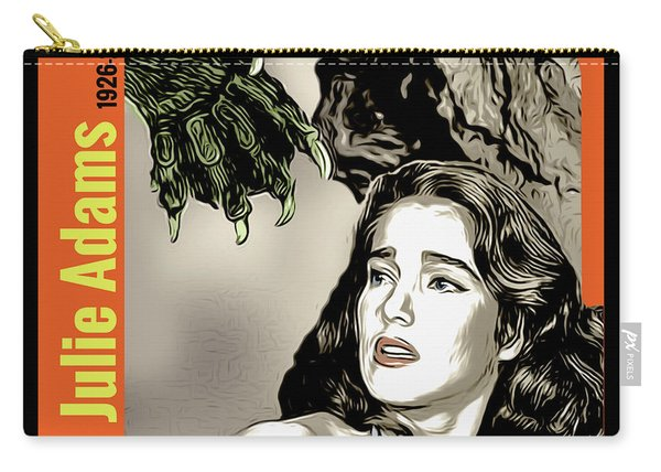 Julie Adams Tribute Carry-all Pouch