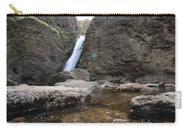 Jump Creek Falls Carry-all Pouch