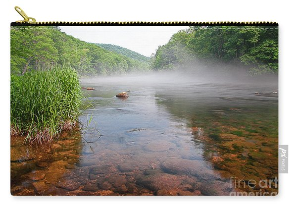 June Morning Mist Carry-all Pouch