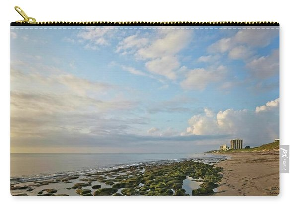 Jupiter Island Shoreline Carry-all Pouch