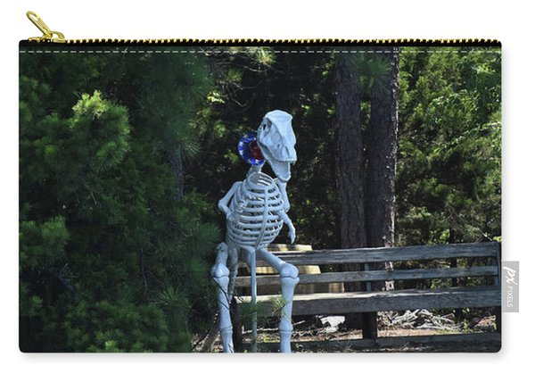 Jurassic Lake Carry-all Pouch